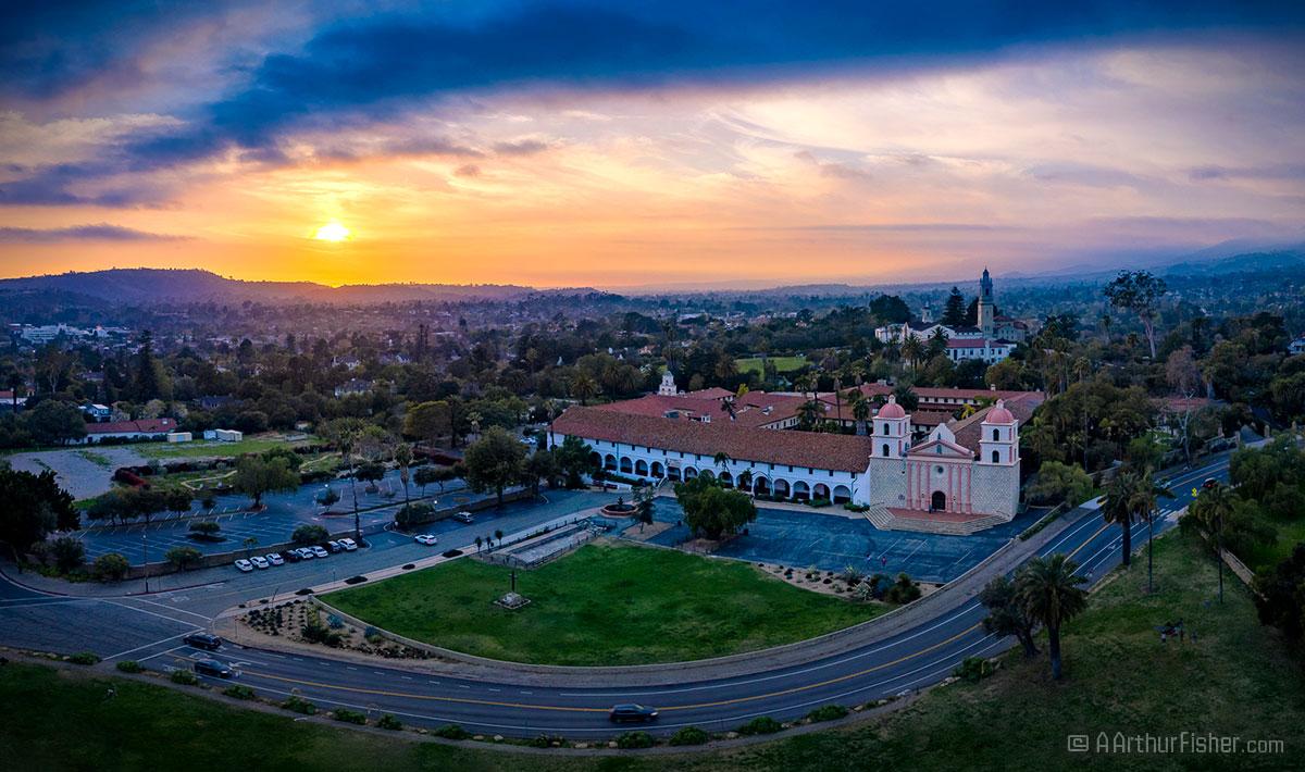 Santa Barbara Mission and Monastery